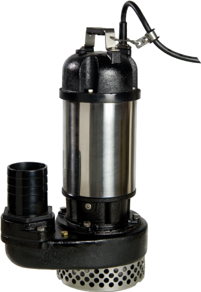 APP HD-15 High Flow Manual Submersible Pump 230V